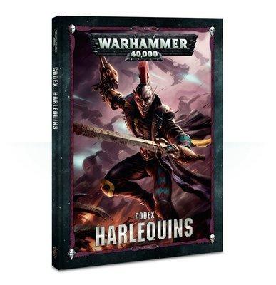 Codex: Harlequins (HB English) - Warhammer 40.000 - Games Workshop