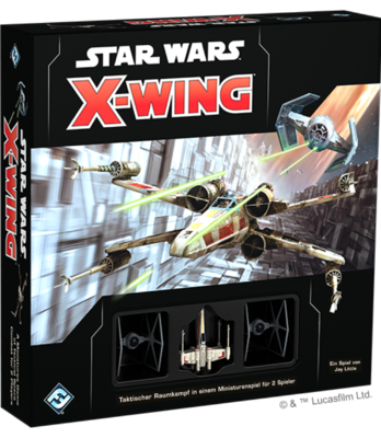 Star Wars X-Wing Core Set 2nd Edition - EN