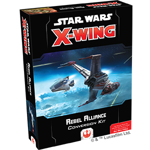 Star Wars X-Wing 2nd Edition Rebel Alliance Conversion Kit - EN