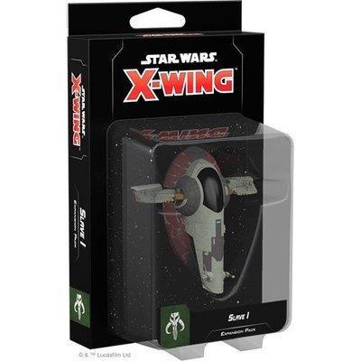 Star Wars X-Wing 2nd Edition Slave 1 Expansion Pack - EN
