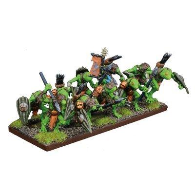 Riverguard Troop - Trident Realm - Kings of War - Mantic Games