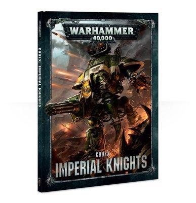 Codex: Imperial Knights (Englisch) - Warhammer 40.000 - Games Workshop