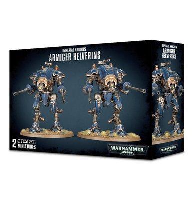 IMPERIAL KNIGHTS ARMIGER HELVERINS - Warhammer 40.000 - Games Workshop