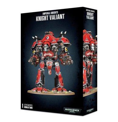 Knight Valiant - Imperial Knights - Warhammer 40.000 - Games Workshop