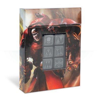 Würfel der Imperial Knights Dice - Imperial Knights - Warhammer 40.000 - Games Workshop