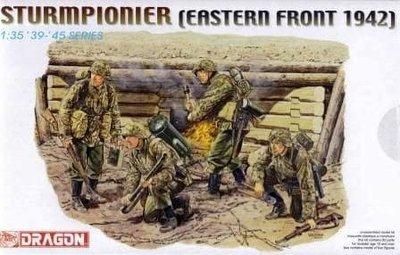Sturmpionier (Eastern Front 1942) - Dragon