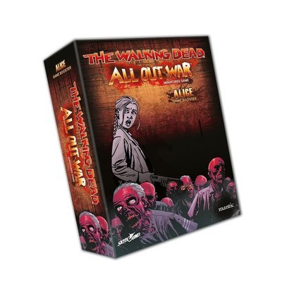 Alice Booster - The Walking Dead - Mantic Games