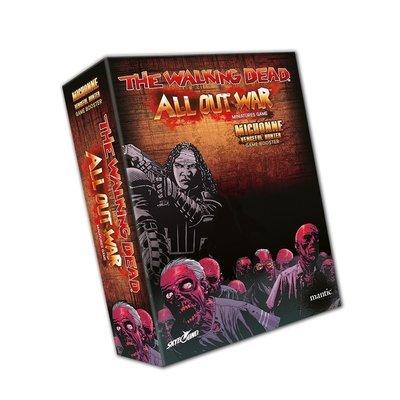 Michonne Vengeful Hunter Booster - The Walking Dead - Mantic Games