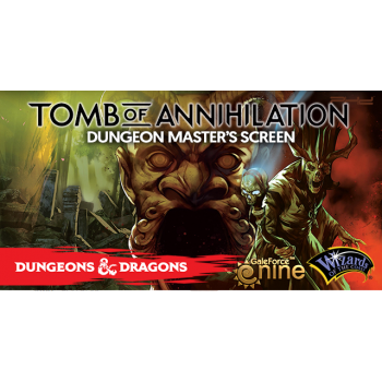Dungeons & Dragons Tomb of Annihilation Dungeon Master's Screen - EN - English