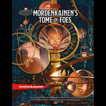 Dungeons & Dragons Mordenkainen's Tome of Foes - EN