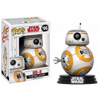 Funko POP! Star Wars Episode 8 The Last Jedi - BB-8 Bobble Head 10cm