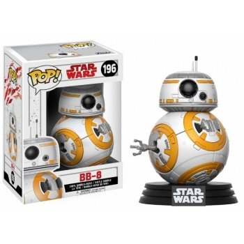 Funko POP! Star Wars Episode 8 The Last Jedi - BB-8 Bobble Head 10cm