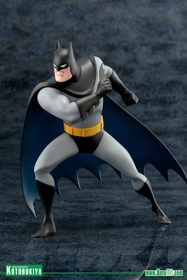 DC COMICS BATMAN ANIMATED ARTFX+ STATUE - Kotobukiya