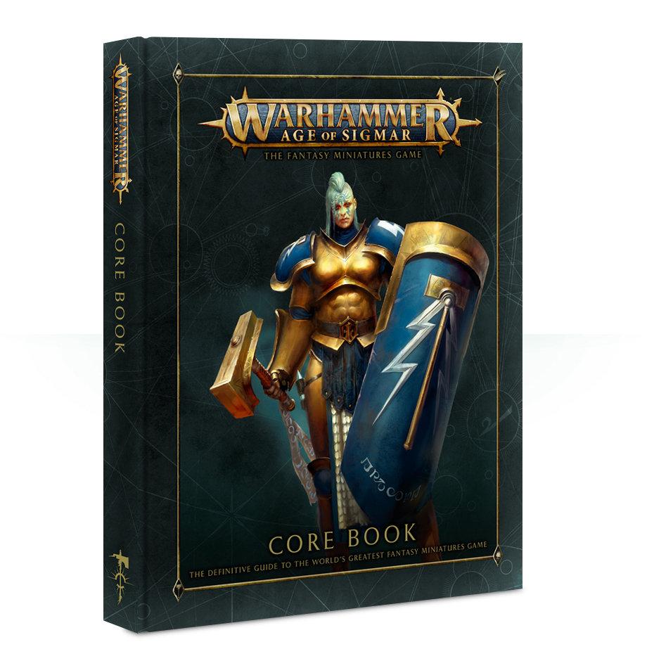 Warhammer Age of Sigmar Core Book (Englisch) Rulebook - Games Workshop