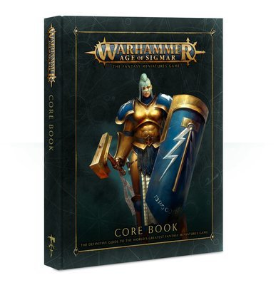 Warhammer Age of Sigmar Core Book (Englisch) Rulebook - Games Workshop