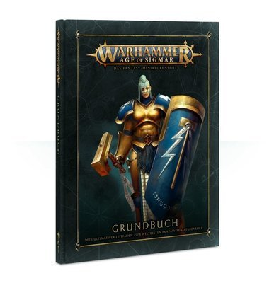 Grundbuch für Warhammer Age of Sigmar Regelbuch DEUTSCH - Games Workshop