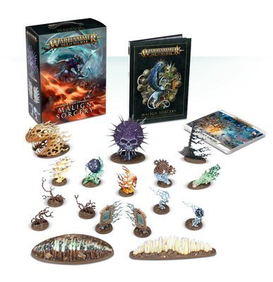 Warhammer Age of Sigmar: Malign Sorcery (Englisch) - Games Workshop