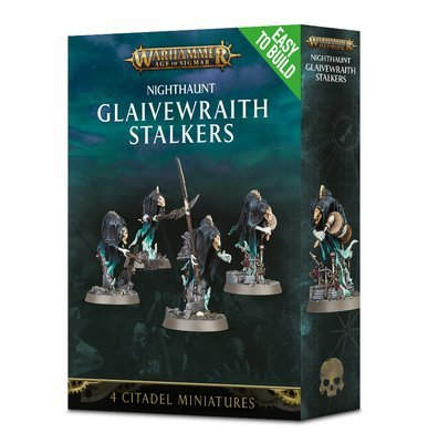 Easy to Build Glaivewraith Stalkers Nighthaunt - Warhammer Age of Sigmar - Games Workshop