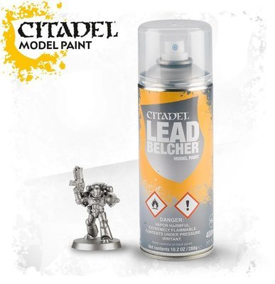 Leadbelcher Spray Farbspray - Citadel - Games Workshop
