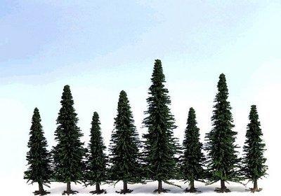 Fabelwald Modell-Tannen 170-200mm (10 Bäume) - Ziterdes