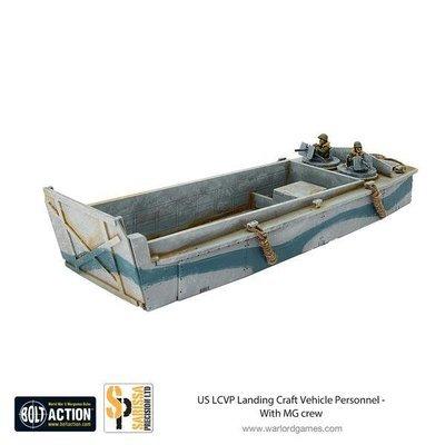 US LCVP Landing Craft Vehicle Personnel - Sarissa