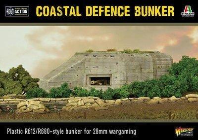 Coastal Defence bunker - Bolt Action