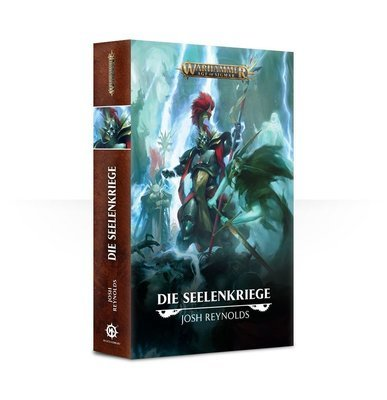 Die Seelenkriege (Paperback Roman) DEUTSCH - Games Workshop