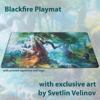 Playmat - Svetlin Velinov Edition Forest - Ultrafine 2mm - Magic