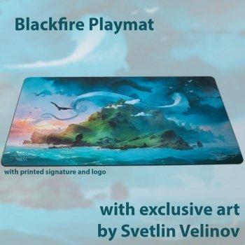 Playmat - Svetlin Velinov Edition Island - Ultrafine 2mm - Magic