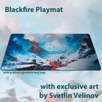 Playmat - Svetlin Velinov Edition Mountain - Ultrafine 2mm - Magic