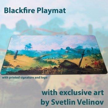 Playmat - Svetlin Velinov Edition Plains - Ultrafine 2mm - Magic