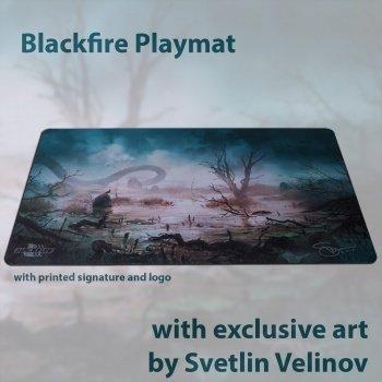 Playmat - Svetlin Velinov Edition Swamp - Ultrafine 2mm - Magic