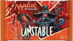 MTG - Unstable - Booster (E) - Magic