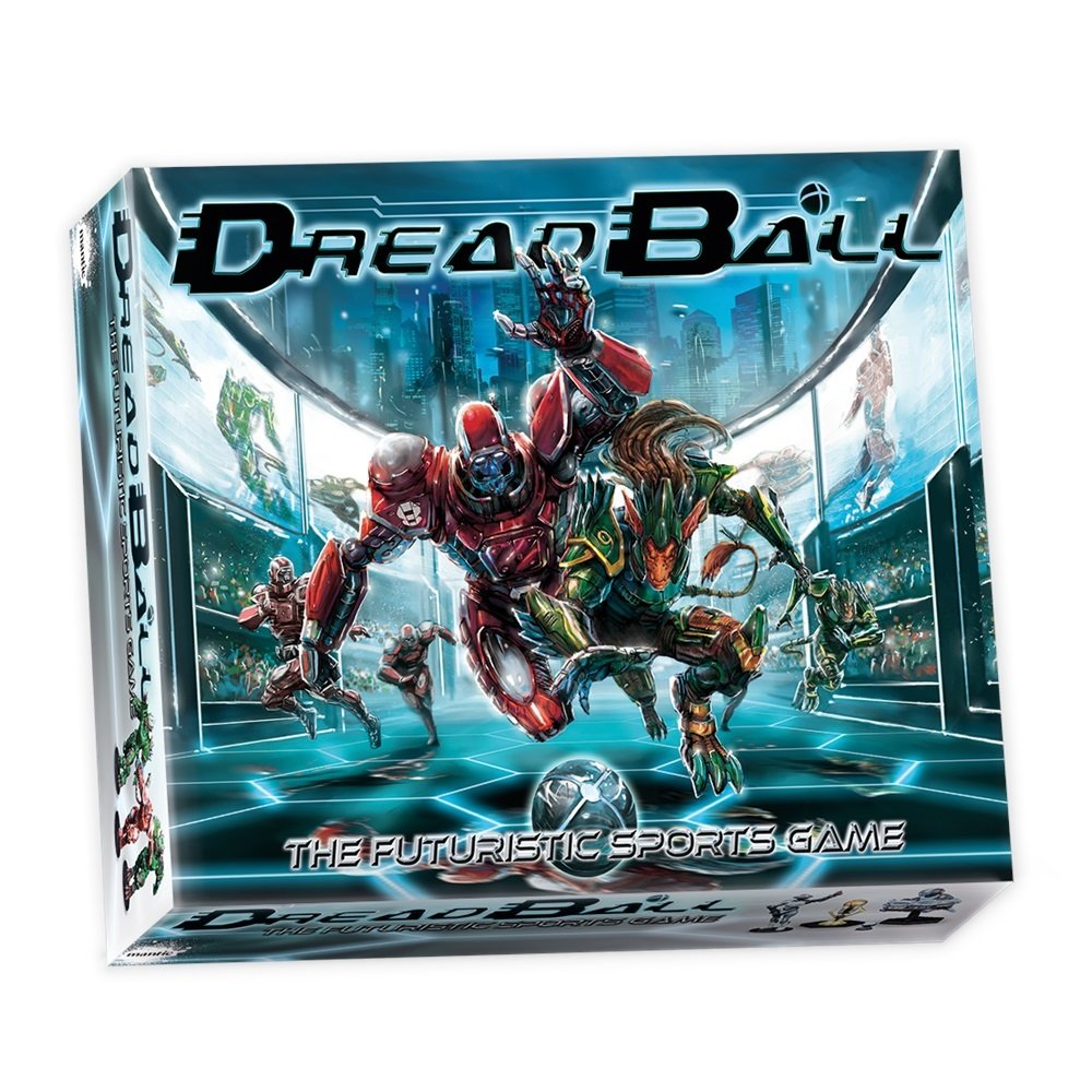 DreadBall 2nd Edition Boxed Game - EN
