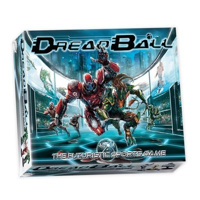 DreadBall 2nd Edition Boxed Game - EN