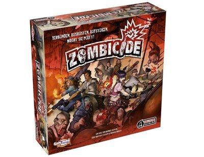 Zombicide Season 1 - Deutsch - Asmodee