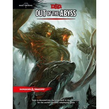 D&D Dungeons&Dragons - Out of the Abyss