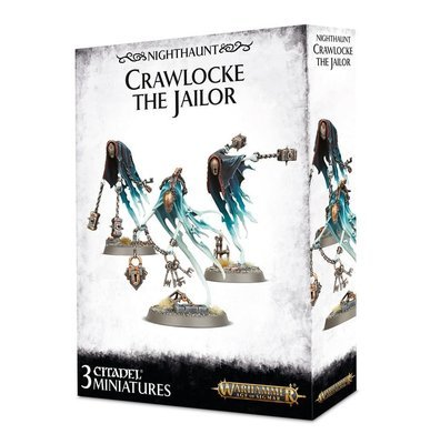 Crawlocke the Jailor Nighthaunt - Warhammer Age of Sigmar - Games Workshop