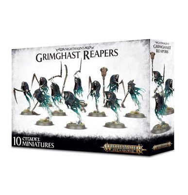 Grimghast Reapers Nighthaunt - Warhammer Age of Sigmar - Games Workshop