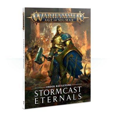Battletome: Stormcast Eternals (Englisch) - Warhammer Age of Sigmar - Games Workshop