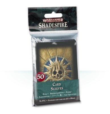 Kartenhüllen für Warhammer Underworlds: Shadespire - Games Workshop