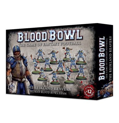 Reikland Reavers (Human) - Blood Bowl - Games Workshop
