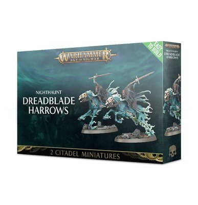 Easy to Build: Dreadblade Harrows - Nighthaunt - Warhammer Age of Sigmar - Games Workshop