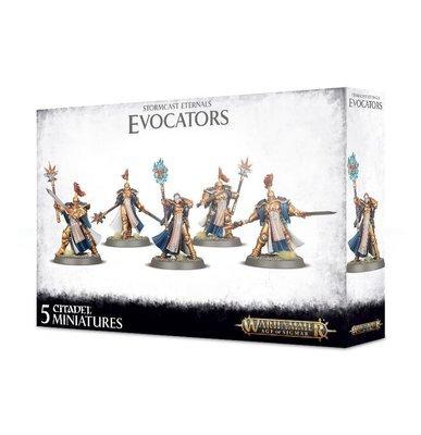Evocators - Stormcast Eternals - Age of Sigmar - Games Workshop