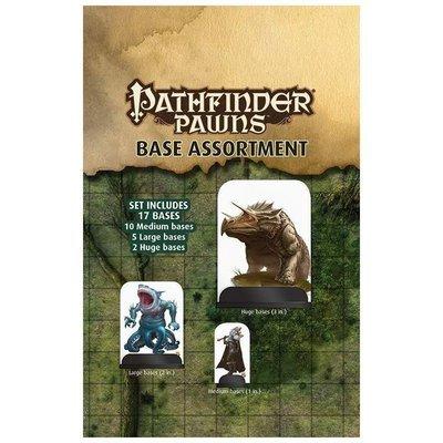 Pathfinder Pawns Base Assortment - Pathfinder Miniatures - Paizo