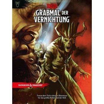 Dungeons & Dragons - Grabmal der Vernichtung - DE