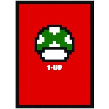 Standard Sleeves - Gloss Sleeves - 1 Up (50 Sleeves) - Legion