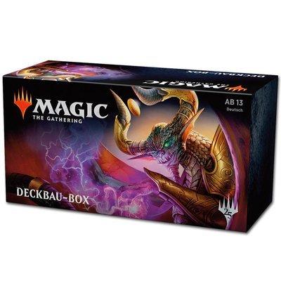 MTG - Deckbau-Box - Deutsch - Magic