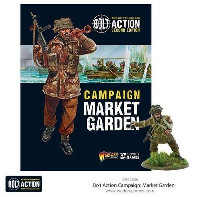 Bolt Action Campaign: Market Garden - Bolt Action - Warlord Games