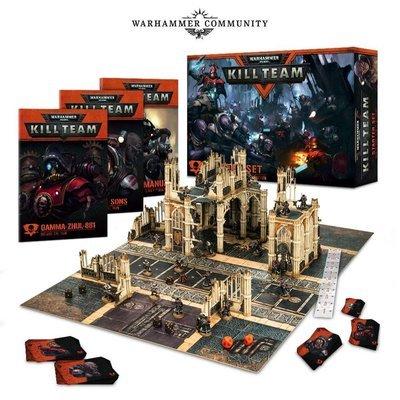 WH40K: KILL TEAM STARTER SET (Deutsch) - Games Workshop